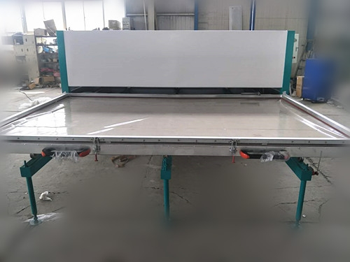 吴江文件柜木纹转印机