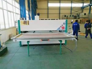 天津新型真空木纹转印机