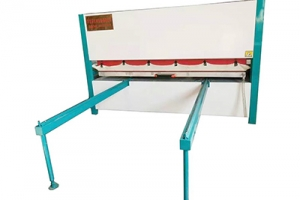 天津金属货架木纹转印机