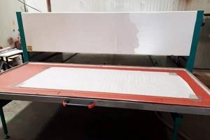卡门平板转印机