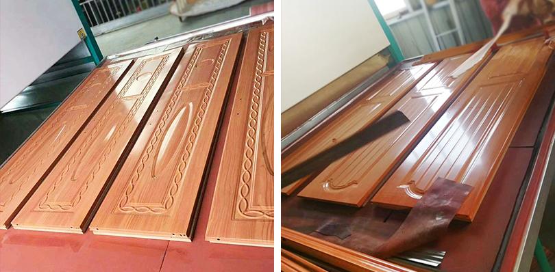 文件柜木纹转印机设备厂商